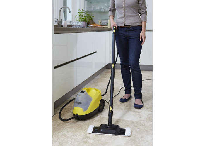 Karcher SC4 Continuous Steam Cleaner, 3.5 Bar (1.512-407.0) - 1