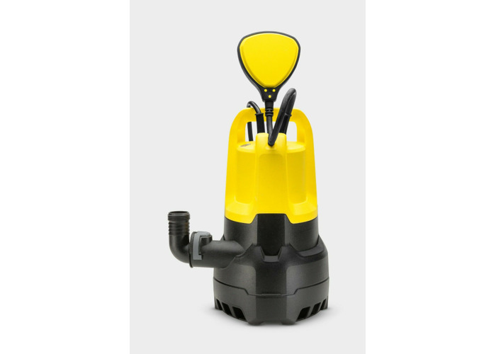 Karcher SP3 Submersible Dirty Water Flood Pump (1.645-512.0) - 2
