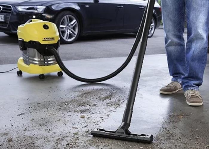 Karcher WD4 Wet & Dry Vacuum Car Home Cleaner - Premium - 2