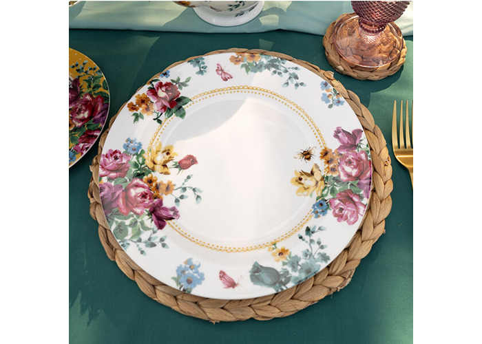 Katie Alice Bohemian Spirit Dinner Plate - 2
