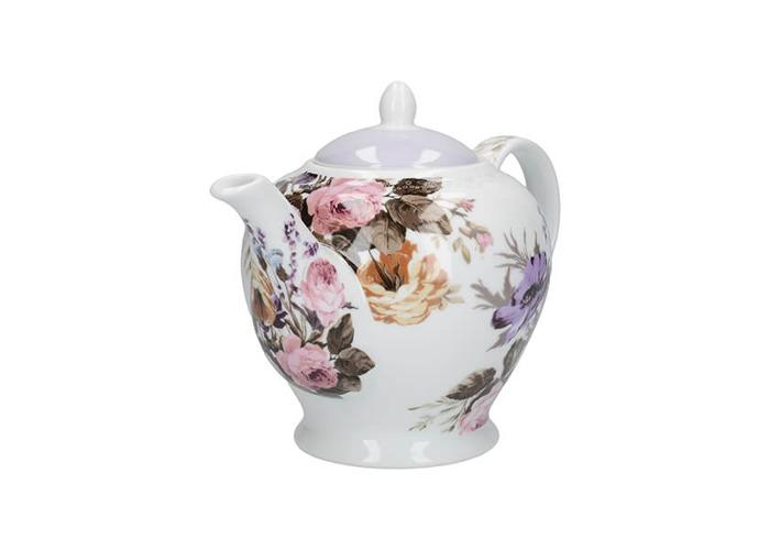 Katie Alice Wild Apricity 6 Cup Teapot - 2