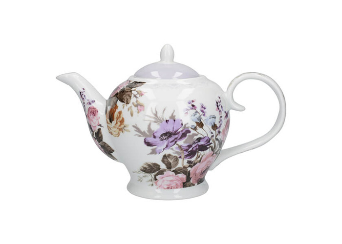 Katie Alice Wild Apricity 6 Cup Teapot - 1