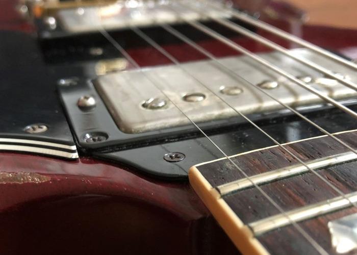 Katrina & The Waves' Gibson SG '62 Reissue Electric Guitar - 2