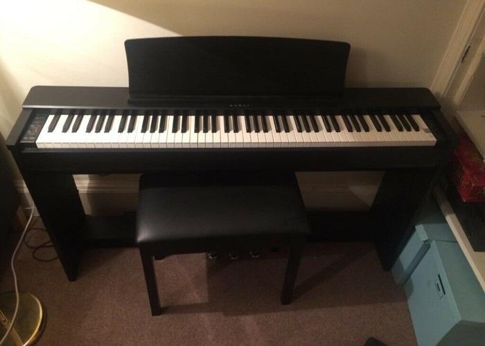 buy kawai cl36 digital piano fat llama. Black Bedroom Furniture Sets. Home Design Ideas