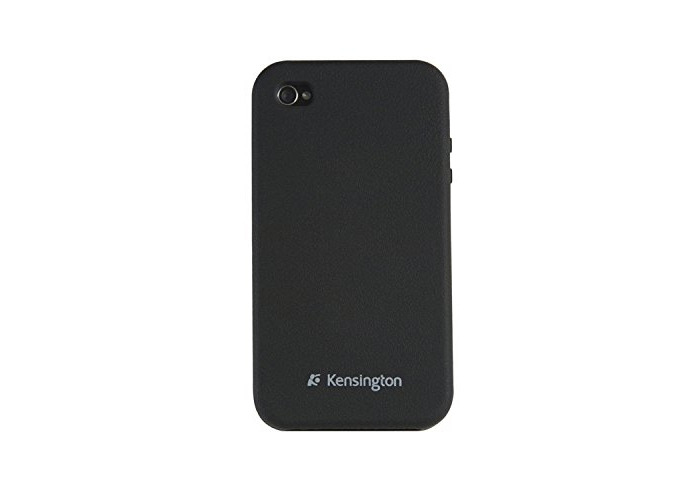 Kensington Pillow Case for iPhone 4 - Black - 1