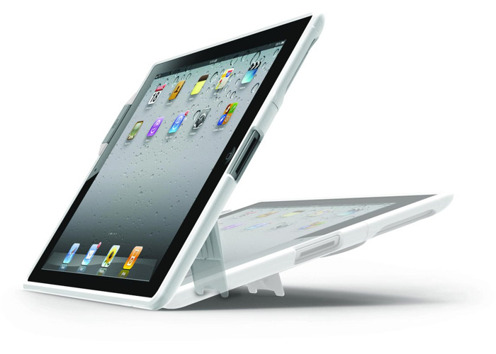 Kensington SecureBack Security Case with Two Way Stand for iPad 2 - 2