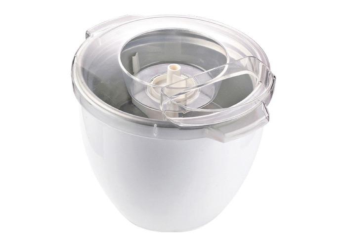 Kenwood Chef AT956 Ice Cream Attachment, 1L - White - 1