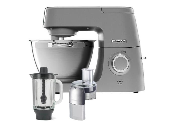 Kenwood Chef Elite KVC5350S Food Mixer - 1