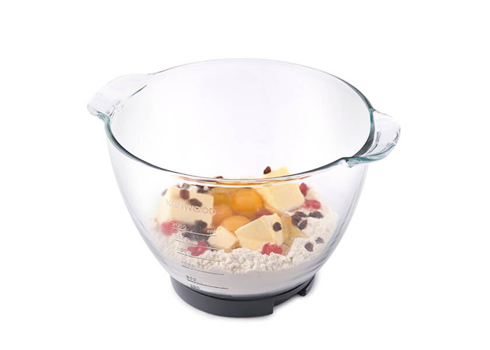 Kenwood Chef Glass Bowl - 4.6 Litre - AT550 - 2