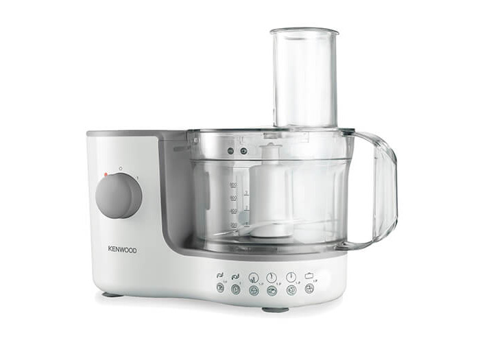 Kenwood FP120 Compact Food Processor, 1.4 L - White - 1