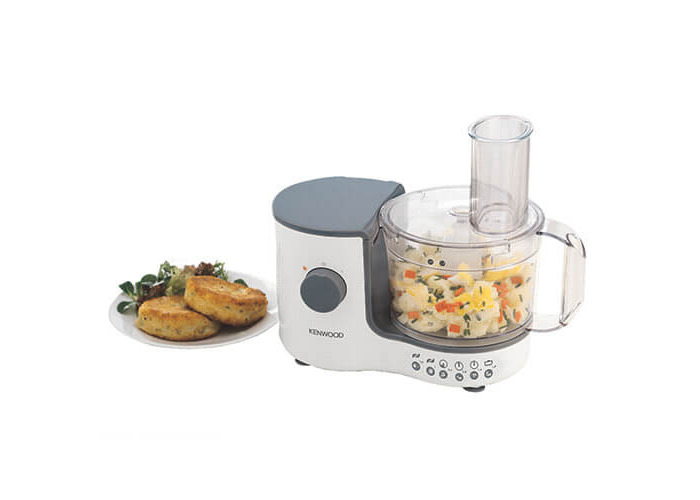 Kenwood FP120 Compact Food Processor, 1.4 L - White - 2