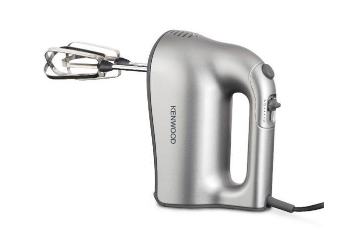 Kenwood HM535 Hand Mixer - Silver - 1