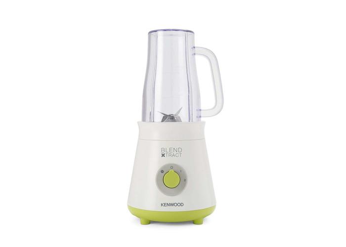 Kenwood SB055WG Blend-XTRACT Blender - White & Green - 1