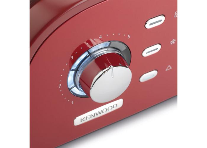 Kenwood Turbo 2-Slice Toaster - Cream - 2