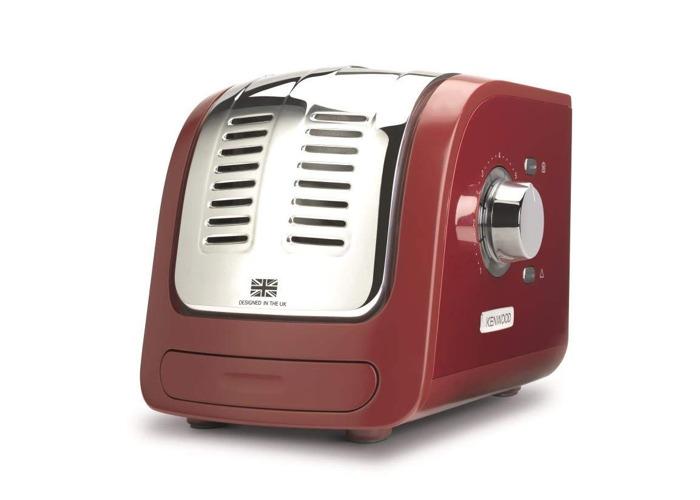 Kenwood Turbo 2-Slice Toaster - Cream - 1