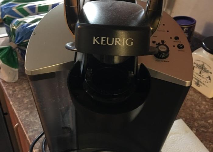 Keurig Coffee Machine  - 1