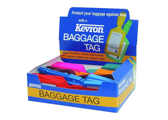 KEVRON ID4AC-30 Luggage Tag - ID4AC - 1