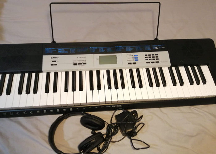 Keyboard (casio CTK-1550) - 1