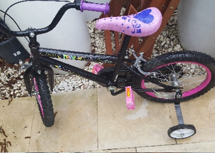 kids bicycle  (3-5 year olds) - 1
