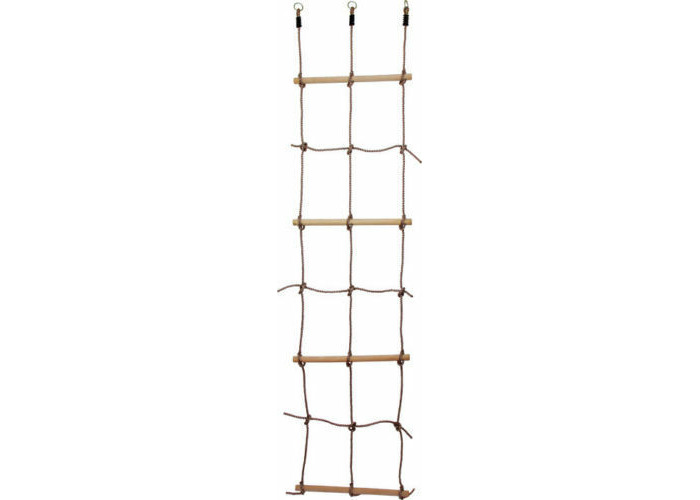 Kids Rope Ladder Double Lane for Kids Climbing Frames and Tree Houses