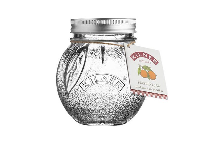 Kilner Orange Fruit Preserve 400ml Jar - 2