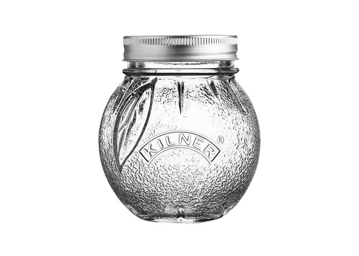 Kilner Orange Fruit Preserve 400ml Jar - 1