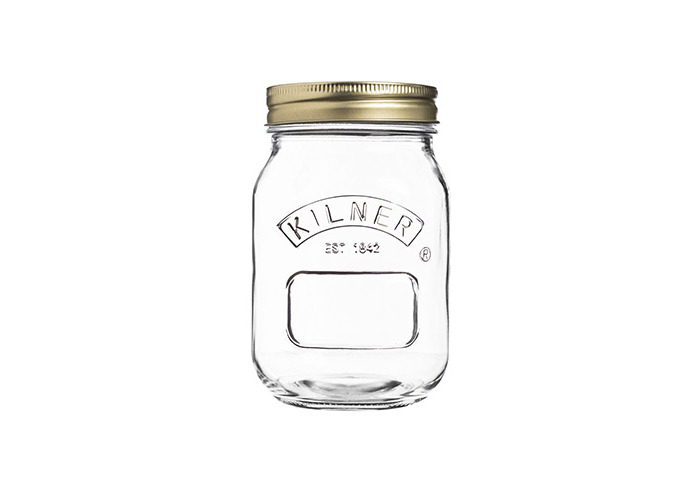 Kilner Preserve Jar 0.5 Litre Box Of 12 - 1
