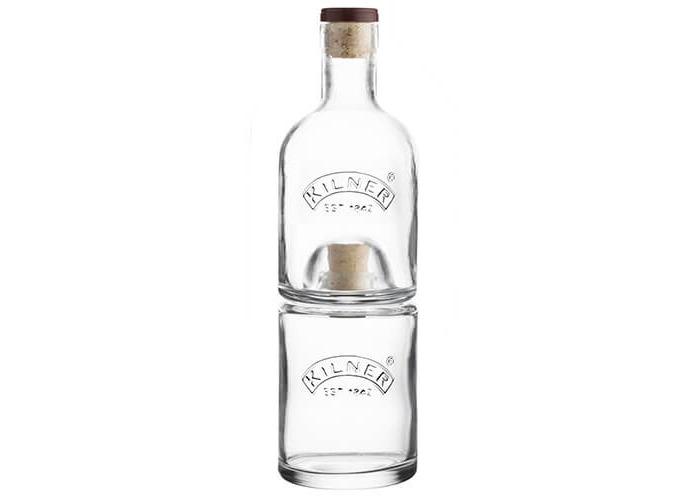 Kilner Stackable 2 Piece Bottle Set - 1