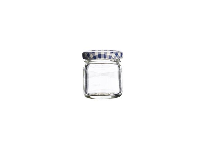 Kilner Twist Top Round Jar 43ml - 1