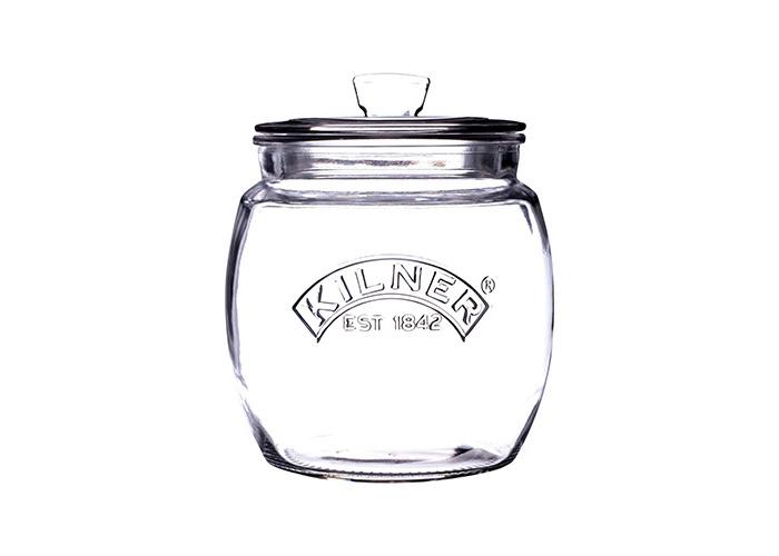 Kilner Universal Storage Jar, Clear, 0.85 Litre - 1