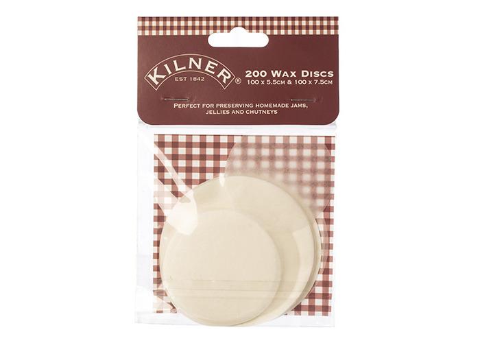 Kilner Wax Discs Pack Of 200 - 1