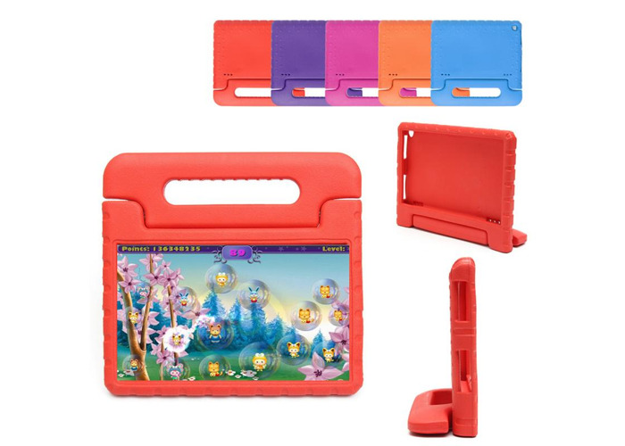 Kinder Tasche Schutz Hülle EVA Handle Case Cover für Kindle Amazon Fire HD 8 - 2