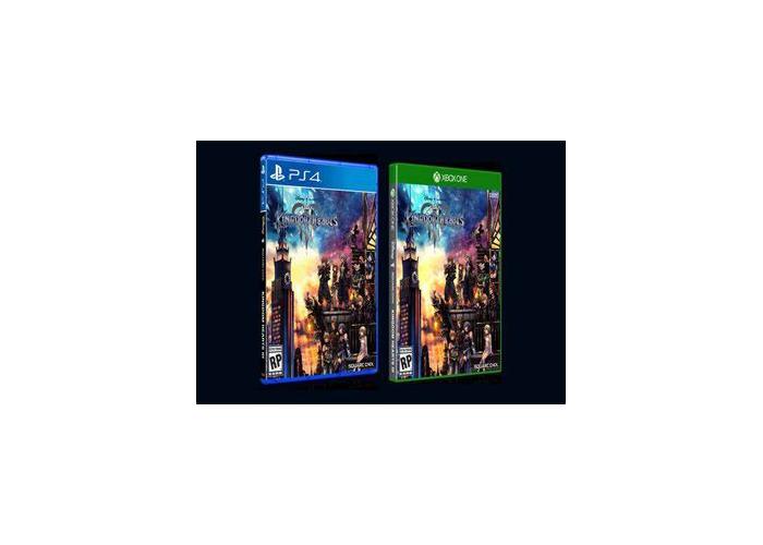 Kingdom hearts 3 Xbox - 1