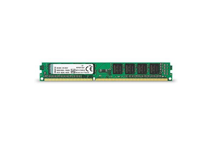 Kingston Technology KVR16N11S8/4 RAM 4 GB 1600 MHz DDR3 Non-ECC CL11 DIMM 240-Pin, 1.5 V Memory Module - 1