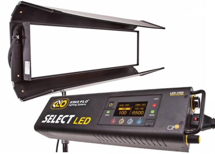 Kino LED Select 30 Gaffer Kit (2 x Lights) - 2