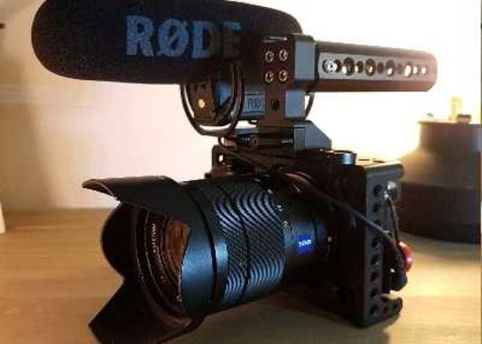 (Kit 1) Sonya6300 (SmallRig)+ 16-70mm F4 + RØDE VideoMic Pro - 2