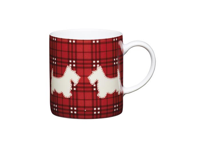 Kitchen Craft - Porcelain Espresso Mug - Scotty Dog - 80ml - 1