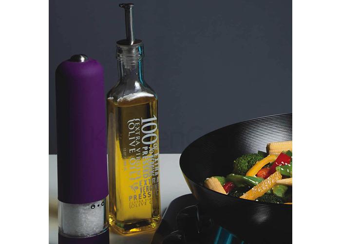 Kitchen Craft 250 ml World of Flavours Italian Glass Oil/ Vinegar Bottle - 2