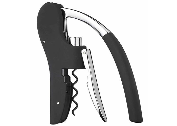 Kitchen Craft Bar Craft Lever-Arm Power Arc Corkscrew - 1