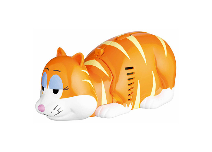 Kitchen Craft Kitsch'n'Fun Ginger Cat Table Top Vacuum Cleaner - 1