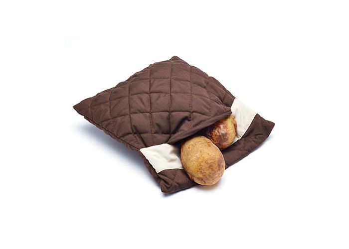 Kitchen Craft Microwave Potato Bag, Brown - 2