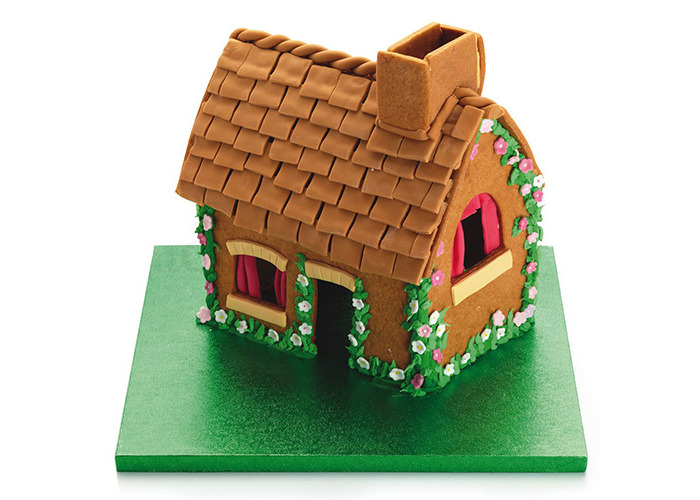 Kitchen Craft Sweetly Does It Gingerbread House Kit - 2