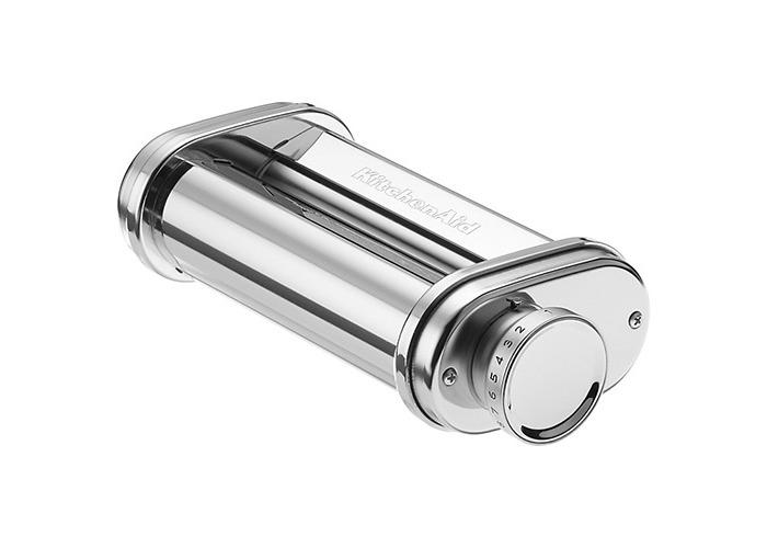 KitchenAid 5KSMPSA Pasta Roller, Silver - 1