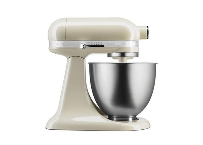 KitchenAid Almond Cream Mini Mixer - 1