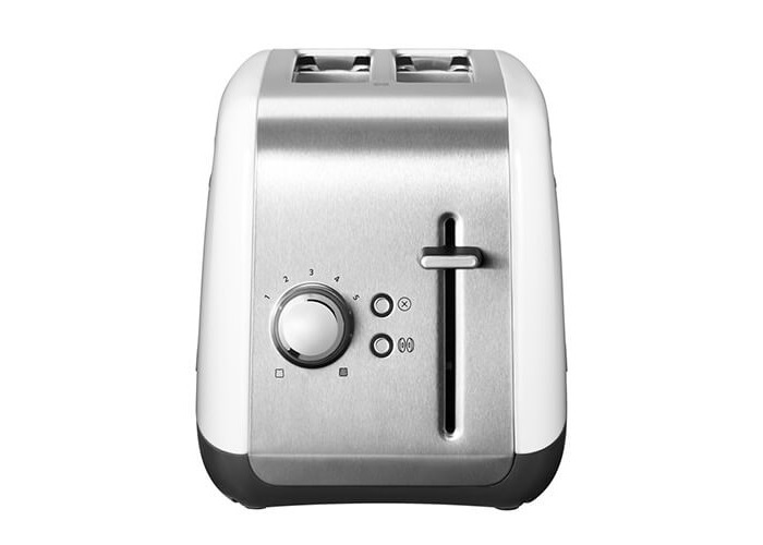 KitchenAid Classic 2 Slot Toaster White - 2