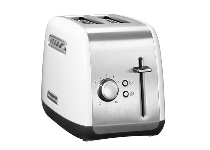 KitchenAid Classic 2 Slot Toaster White - 1