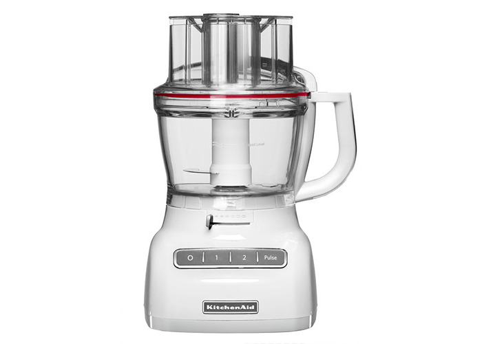 KitchenAid Classic 3.1L Food Processor, White - 1