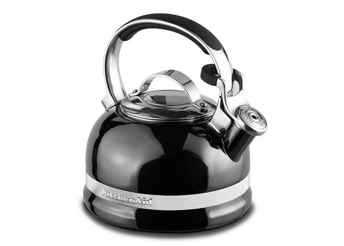 Kitchenaid Kettle, Pyrite, 20.5 x 20.5 x 23.5 cm, 1.9 Litre, Stainless Steel - 1