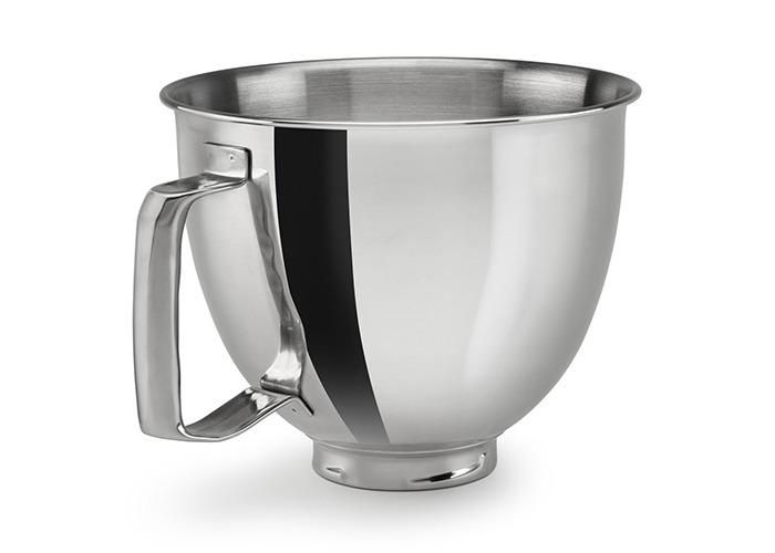 KitchenAid Mini Mixer 3.3 Litre Stainless Steel Flared Bowl - 1