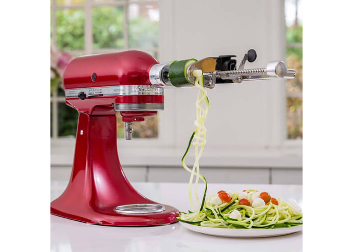 KitchenAid Spiralizer With Peel, Core and Slice - 2